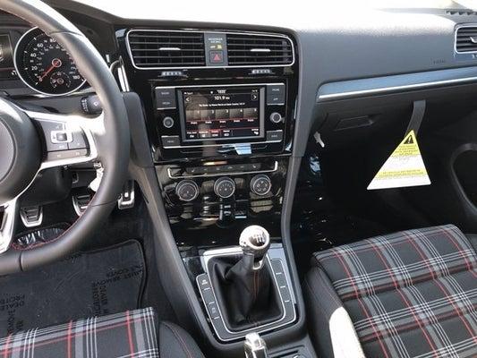 2020 Volkswagen Golf Gti S Naples Fl Serving Fort Myers Marco Island Keewaydin Island Florida 3vw5t7au0lm004247