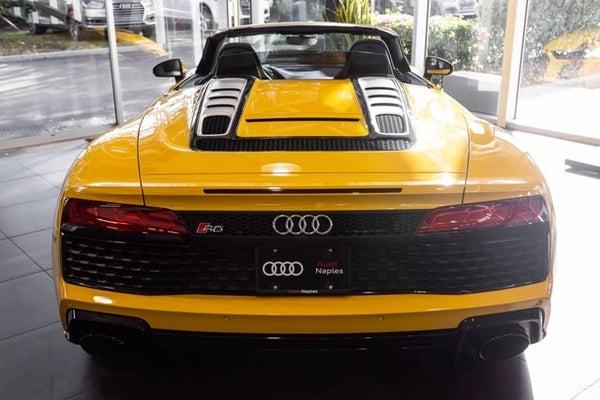 2020 Audi R8 Spyder V10 Naples FL | serving Fort Myers ...